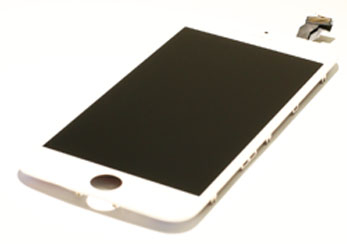 Iphone 5G  LCD Display Weiß