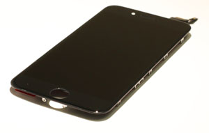 Iphone 6S LCD Display in Schwarz