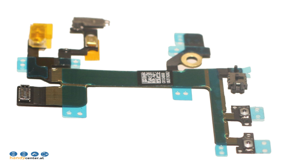 Iphone 5S Schalte Knopf Flex