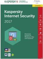Kaspersky Internet Security 2017 (1 Nutzer / 1 Jahr)