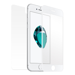 Apple iPhone 7 / 8 Fullcover Premium 3D Tempered Glas