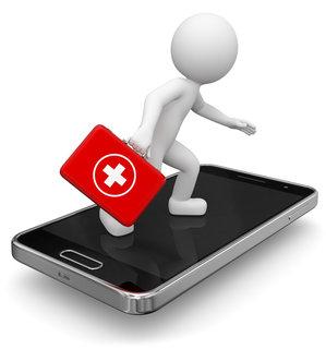 iphone 5S online Reparatur Service